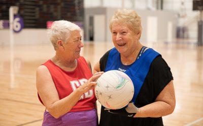 BallyCara partners with Netball Queensland