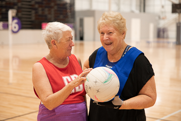 BallyCara partners with Netball Queensland